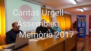 Assemblea de Càritas Urgell a Tremp