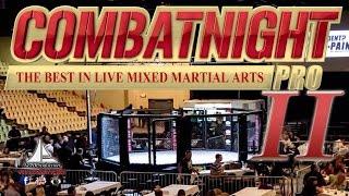 Combat Night Pro II Istvan Kalmar vs Gino Tutera