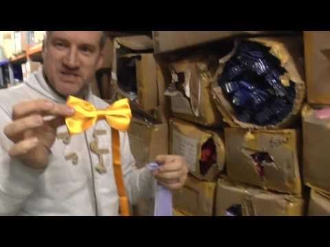 Liquidation stock of wholesale ties, 35,000 available.