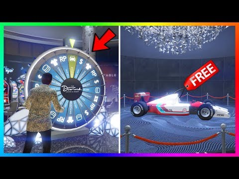 How To Get UNLIMITED Spins At The Lucky Wheel In GTA 5 Online! (UPDATED 2020) [Win Every Time]