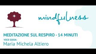 Mindfulness. Meditazione sul respiro. Poco più di 10 minuti (per principianti)