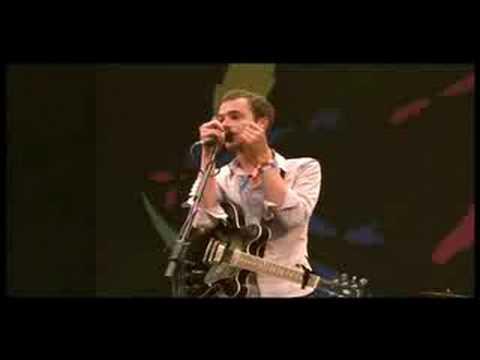 Editors - Blood (Live At Glastonbury 2008)