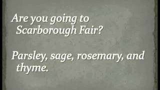 Play Scarborough Fair