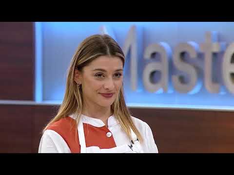 ¡Eliana Dide se lució con su plato mediterraneo!