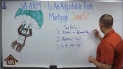 Is a VA Adjustable Rate Mortgage a Good Idea?