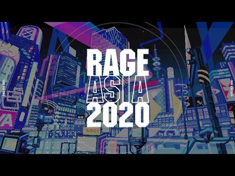 アジア最高峰のeスポーツ国際大会「rage-asia-2020」の開催を決定!【プレゼント企画は概要欄から!】