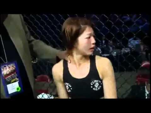 Yamanaka Hiroko Vs Cris Cyborg 2011