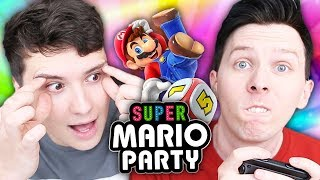 Dan and Phil Actually Go To A Party
