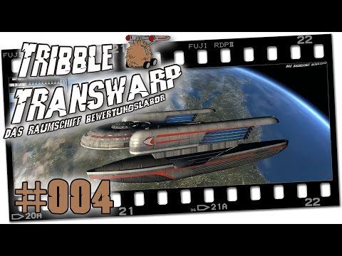 Tribble Transwarp #004 [HD][DE] - T1 - FED -  Oberth Klasse
