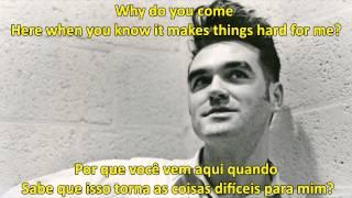 Morrissey - Suedehead [Tradução BR/Lyrics ING]