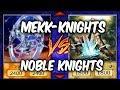 MEKK-KNIGHTS VS NOBLE KNIGHTS (Yugioh Competitive Duel)