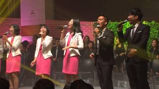 Golden Angels 10th Anniversary Concert - The Reason We Sing