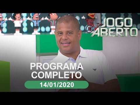 Jogo Aberto - 06/09/2019 - Programa completo from YouTube · Duration:  1 hour 29 minutes 33 seconds