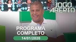 [AO VIVO] JOGO ABERTO - 14/01/2020