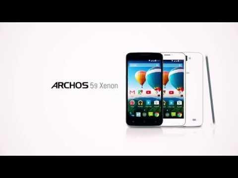 Archos - 59 Xenon black & white V4 - Jumia Maroc