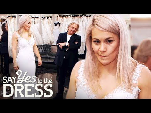 Friends Want A Figure-Hugging Dress To Show Off Bride's Bum! | Say Yes To The Dress UK