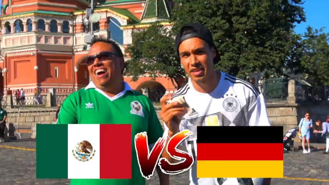 FuГџball Deutschland Mexiko