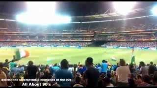 India Vs South Africa 2015: celebration at MCG