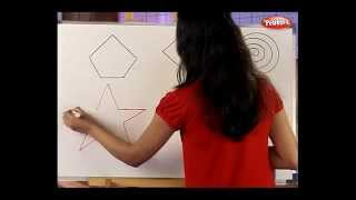 How to draw Shapes | Easy Drawing for kids