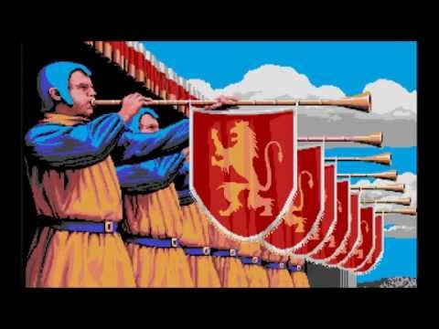 Defender of the crown - Atari ST