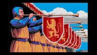 Defender of the crown - Atari ST