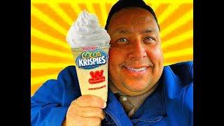 Wienerschnitzel® Cocoa Krispies Shake Review!