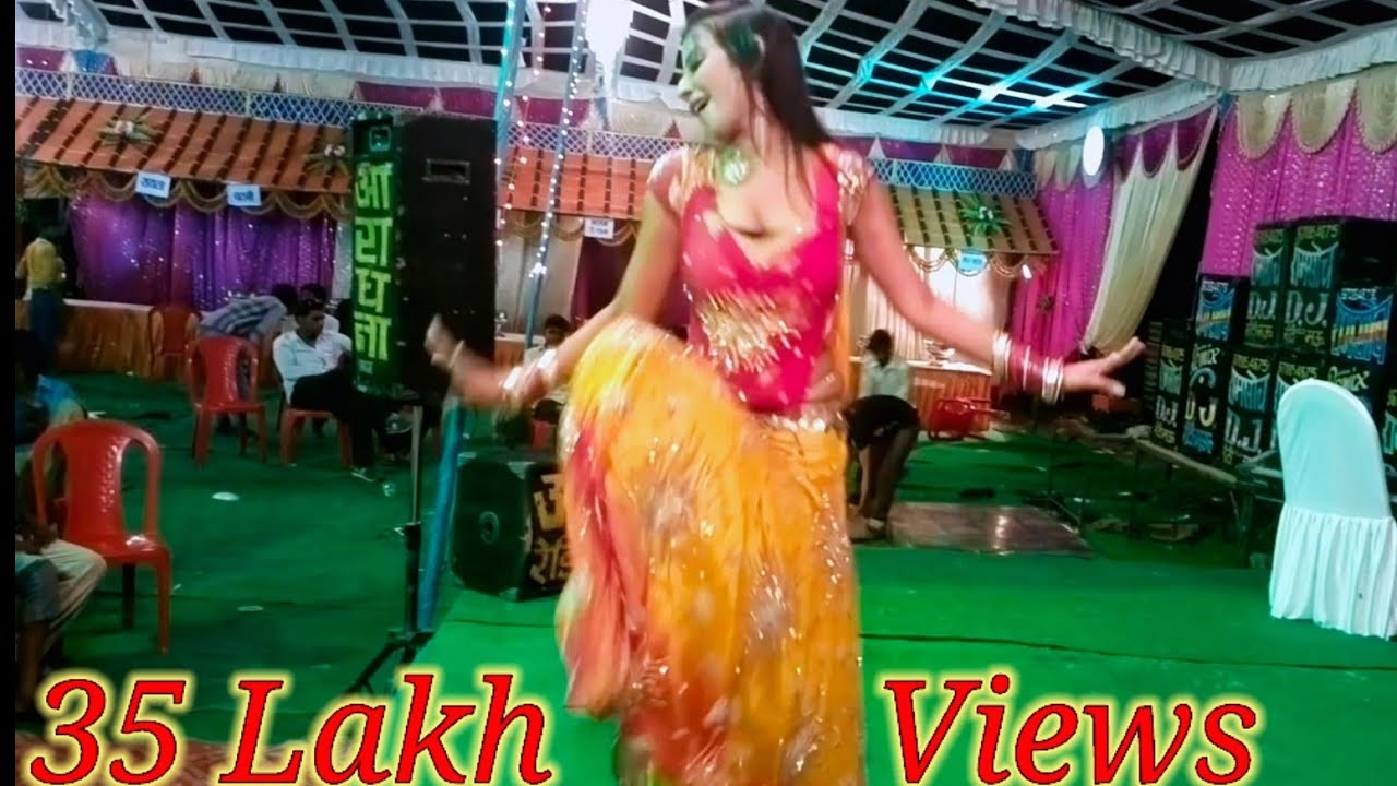 Latest Bhojpuri Arkestra Dance on a super hit songs 2016 - YouTube