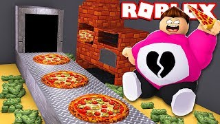 MY OWN PIZZERIA AND I MAKE A MILLIONARY Cerso tycoon roblox in Spanish