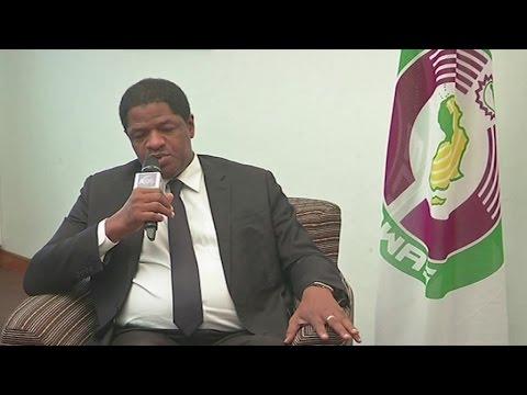 CONFIDENTIAL - Bénin: Marcel DE SOUZA, Président de la Commission de la Cedeao