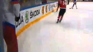 Канада 0:0 Россия - Мозякин создал опасный момент 17.05.2015