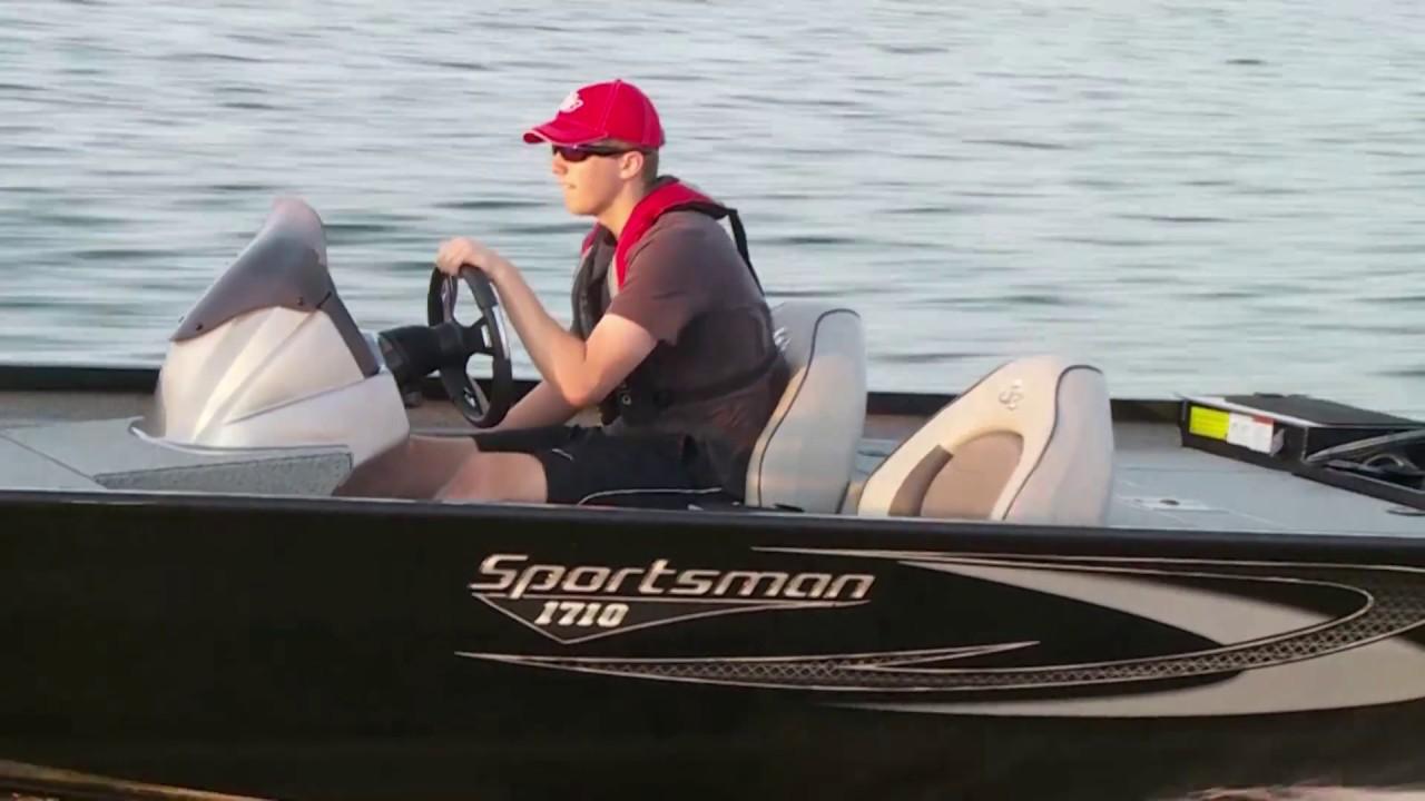 2019 G3 Boats Sportsman 1710 Aluminum Fishing Boat Review