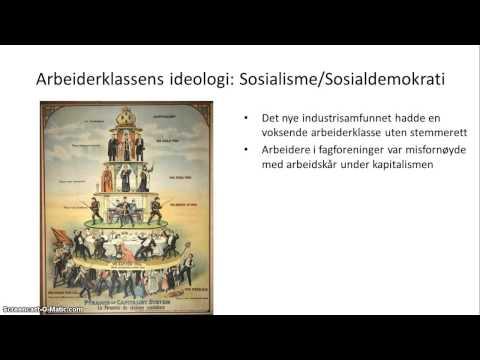 Opplysningstiden og revolusjonene - 5/5 - Ismene fra 1800-tallet til i dag