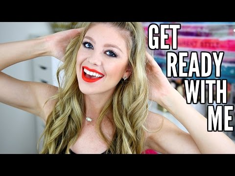 GET READY WITH ME | SUBSCRIPTION BOX PRODUCTS