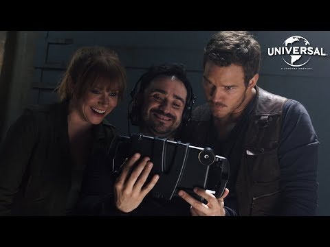 Download Youtube: Jurassic World: Fallen Kingdom | Companion Trailer Featurette