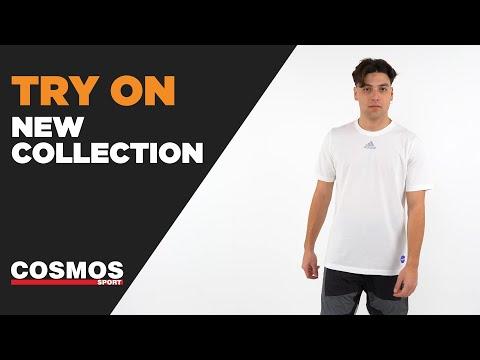 "adidas Performance Tee Ανδρικό T-Shirt ""Space Race"" | Cosmos Sport"