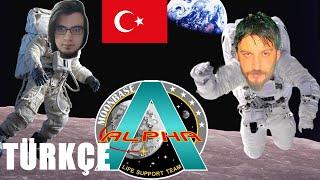 Moonbase Alpha Türkçe Multiplayer | Ay Görevi