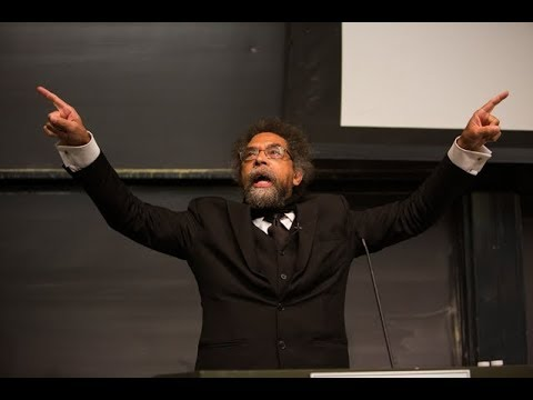 "Cornel West: ""Speaking Truth to Power"""