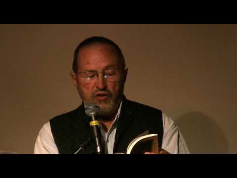 Fred Wah - Fred Wah and Friends Poetry Reading; Vancouver, BC Canada (part 6 of 7)