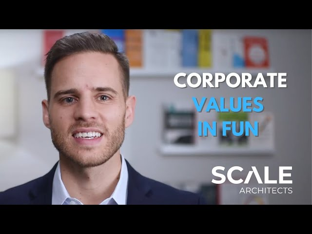 Corporate Values in Fun