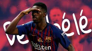 Ousmane Dembélé 2018/19 - Nah Use Dem