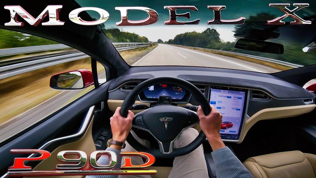 Tesla model x max speed