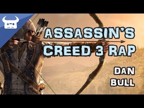ASSASSINS CREED 3 RAP  Dan Bull