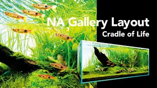 [ADAview] Cradle of Life - W120cm Aquarium Layout-