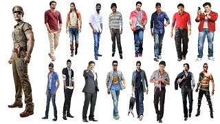 Challenging star Darshan Height Comparison With South indian actors