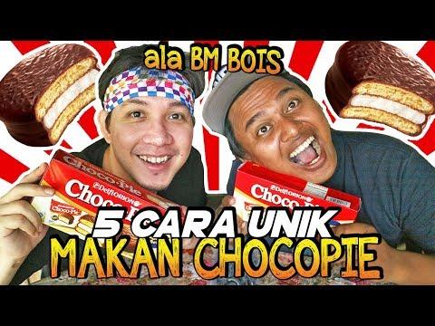 5 CARA MANTEP MAKAN CHOCOPIE ALA BM BOIS!