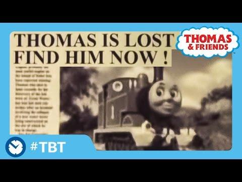 Where, Oh Where is Thomas Song   Steam Team Sing Alongs   Thomas & Friends