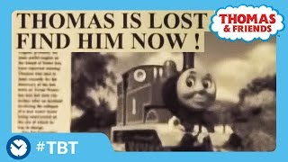 Where, Oh Where is Thomas Song | Thomas & Friends