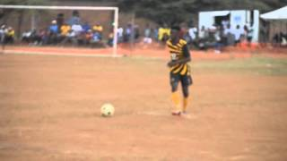 South African soccer skills