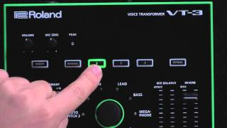 Roland Aira - How to update VT-3 Firmware