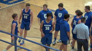 Boys Basketball | Ava vs Norwood | 11-24-20